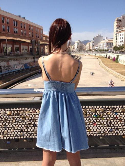 Vestido denim 12